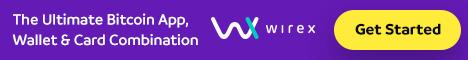 Wirex Konto und Karte
