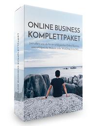 Online Business Komplettpaket