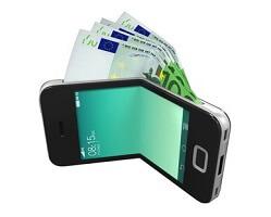 Bargeld statt Handy