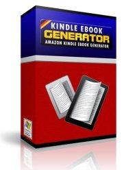 Kindle E-Book Generator