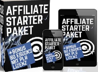 Affiliate Starter Packet