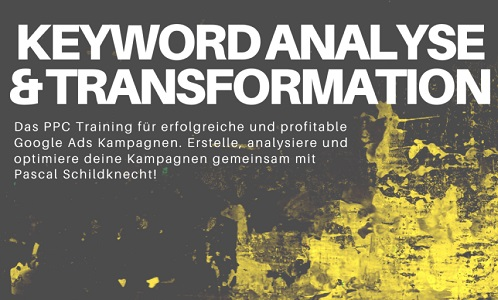 Keyword Analyse Kurs