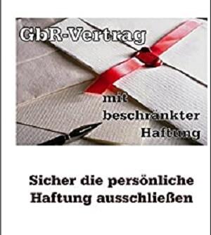 GbR Vertrag mit beschränkter Haftung