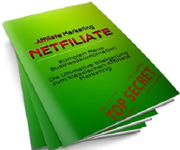 Netfiliate Marketing Affiliate Marketing einfach machen