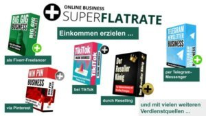 Online Business Superflatrate!
