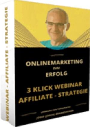 webinar Affiliate Strategie Affiliate Marketing einfach machen