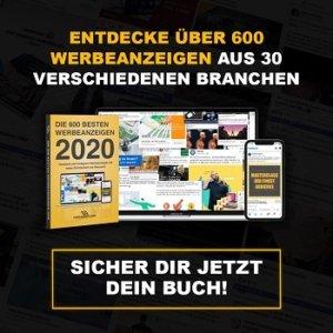 Die 600 besten Werbeanzeigen 2020